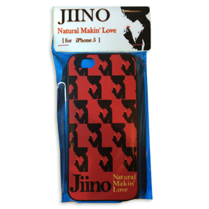 JIINO iPhone Case Red/Black