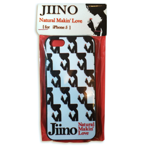 JIINO iPhone Case White/Black