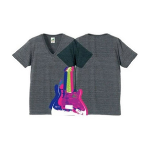 JIINO T-Shirt (Guitar) Gray